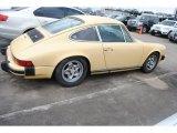 1974 Porsche 911 Desert Beige