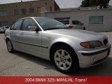 2004 Titanium Silver Metallic BMW 3 Series 325i Sedan #81127784