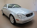 1998 Brilliant Silver Metallic Mercedes-Benz SLK 230 Kompressor Roadster #81127527