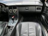 1998 Mercedes-Benz SLK 230 Kompressor Roadster Dashboard