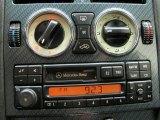 1998 Mercedes-Benz SLK 230 Kompressor Roadster Controls