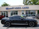 2007 Black Ford Mustang Shelby GT Coupe #81127862