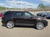 2013 Kodiak Brown Metallic Ford Explorer Limited 4WD #81127645
