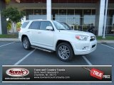 2013 Blizzard White Pearl Toyota 4Runner Limited 4x4 #81127919