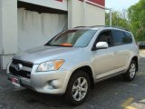 2011 Classic Silver Metallic Toyota RAV4 V6 Limited 4WD #81128002