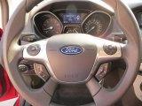 2012 Ford Focus SE 5-Door Steering Wheel