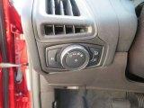 2012 Ford Focus SE 5-Door Controls