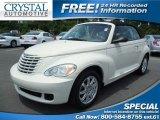 2007 Cool Vanilla White Chrysler PT Cruiser Convertible #81127988