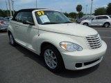 2007 Chrysler PT Cruiser Cool Vanilla White