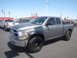 2010 Mineral Gray Metallic Dodge Ram 1500 SLT Quad Cab 4x4 #81127903