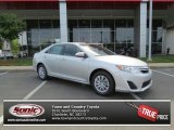 2013 Classic Silver Metallic Toyota Camry LE #81171157