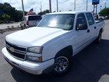 2006 Summit White Chevrolet Silverado 1500 LS Crew Cab #81171485