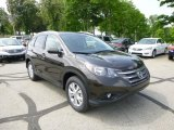 2013 Kona Coffee Metallic Honda CR-V EX-L AWD #81171264