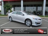 2013 Classic Silver Metallic Toyota Camry SE #81171153