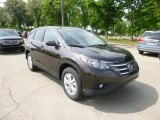 2013 Kona Coffee Metallic Honda CR-V EX AWD #81171263