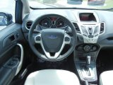 2013 Ford Fiesta Titanium Sedan Dashboard