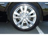 Infiniti M 2010 Wheels and Tires