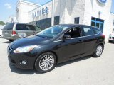 2012 Black Ford Focus SEL 5-Door #81170919