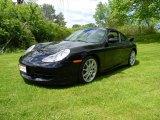 1999 Black Porsche 911 Carrera Coupe #81171135