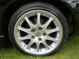 1999 Porsche 911 Carrera Coupe Wheel