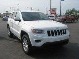 2014 Bright White Jeep Grand Cherokee Laredo 4x4 #81171439