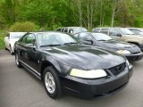 2000 Black Ford Mustang V6 Coupe #81170904