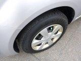 Kia Rio 2006 Wheels and Tires
