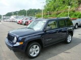 2014 True Blue Pearl Jeep Patriot Latitude 4x4 #81171122