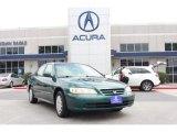 2002 Noble Green Pearl Honda Accord LX Sedan #81170676