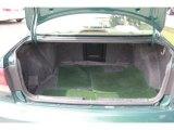 2002 Honda Accord LX Sedan Trunk