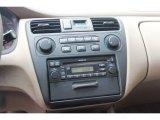 2002 Honda Accord LX Sedan Controls
