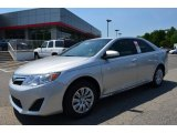 2013 Classic Silver Metallic Toyota Camry LE #81170867
