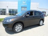 2013 Kona Coffee Metallic Honda CR-V EX AWD #81171229