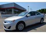 2013 Classic Silver Metallic Toyota Camry LE #81170864