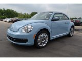 2013 Denim Blue Volkswagen Beetle 2.5L #81171097