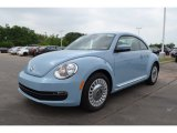 2013 Denim Blue Volkswagen Beetle 2.5L #81171083
