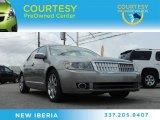 2008 Vapor Silver Metallic Lincoln MKZ Sedan #81171325