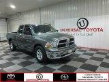 2011 Mineral Gray Metallic Dodge Ram 1500 SLT Quad Cab #81170757