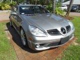 2007 Mercedes-Benz SLK designo Graphite Metallic