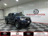 2012 Nautical Blue Metallic Toyota Tacoma V6 SR5 Prerunner Double Cab #81170756