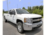 2010 Chevrolet Silverado 2500HD Crew Cab 4x4 Data, Info and Specs