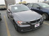 2008 Space Grey Metallic BMW 3 Series 335i Sedan #81170752