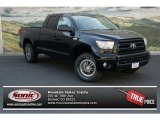 2013 Black Toyota Tundra TRD Rock Warrior Double Cab 4x4 #81170645