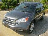 2010 Polished Metal Metallic Honda CR-V EX AWD #81171189