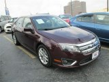 2011 Red Candy Metallic Ford Fusion SEL #81170736