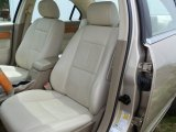 2008 Lincoln MKZ AWD Sedan Front Seat