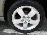 Mitsubishi Outlander 2005 Wheels and Tires