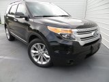 2013 Tuxedo Black Metallic Ford Explorer XLT #81170957
