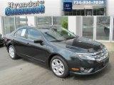 2010 Atlantis Green Metallic Ford Fusion SE #81170622