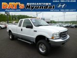 2004 Oxford White Ford F250 Super Duty Lariat SuperCab 4x4 #81171303